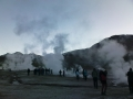 Tatio Geysire, Chile.
