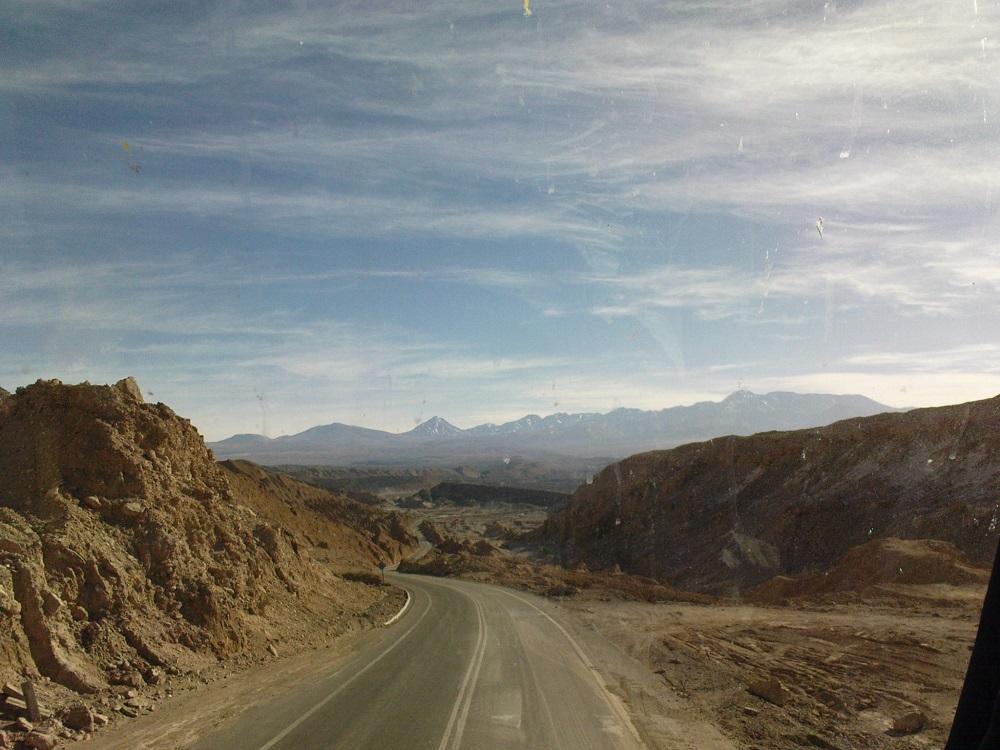 Atacama Wüste: Überraschend schön mit dem Handy fotografiert.